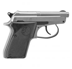 "Beretta 21 Bobcat INOX .22LR 2.4"" 7rd - Stainless / Black"