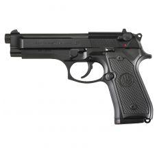 """BERETTA M9 9MM 4.9"""" Barrel (2) 10RD - Black"""