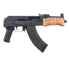 CENTURY ARMS IMPORTED ROMANIAN MINI DRACO AK PISTOL 7.62X39 (1) 30RD MAG HG2137-N