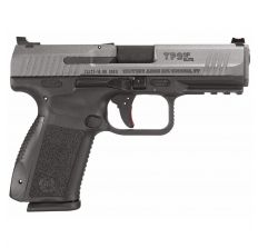 Canik TP9SF Elite Pistol 9MM TUNGSTEN 15RD