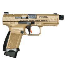 """Century Arms Canik TP9 Elite Combat Pistol 9mm 4.7"""" 18rd - FDE"""