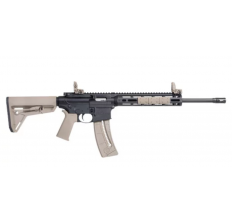 Smith and Wesson M&P 15-22 Sport Magpul MOE FDE .22 LR 25rd - Sale!