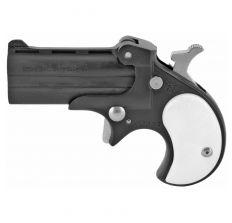 Bearman Derringer Classic .22MAG - Black W/ Pearl Grips