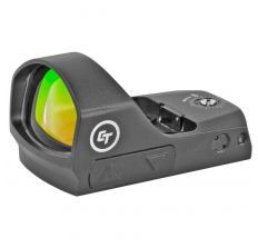 Crimson Trace CTS-1250 Compact Open Reflex Sight for Pistols 3.25 MOA Red Dot