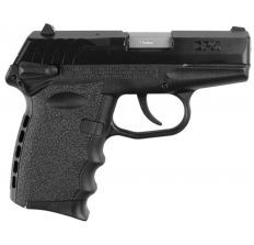 "SCCY CPX-1 BLACK 9mm pistol 3.1"" barrel WITH AMBI MANUAL SAFETY (2) 10rd mags CPX-1CB"