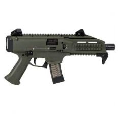 CZ Scorpion Evo 3 S1 Pistol OD Green 20rd 9mm