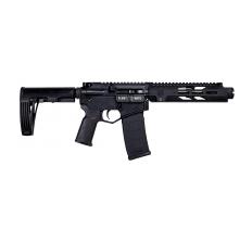 """Diamondback DB15 AR Pistol - Black 5.56NATO 7"""" Barrel 9"""" M-LOK Rail Magpul Grip Flash Can MOD2 Tailhook Brace"""