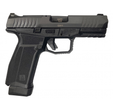 """Arex Delta X 9mm 4"""" 17rd / 19rd Optic Ready - Black - FREE SHIPPING"""