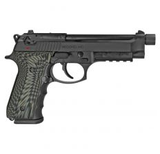 "EAA Girsan Regard MC 9mm 4.9"" TB 18rd - Black W/ G10 Grips"