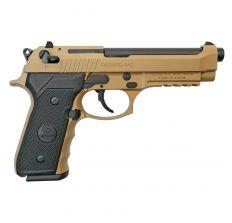 """EAA Girsan Regard MC 9mm 4.9"""" (1) 18rd Manual Safety - FDE"""