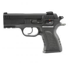 "Tanfoglio Witness Compact 10mm 3.6"" 12rd Manual Safety - Black"