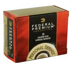 Federal 9mm 124gr Hydra-Shok JHP - 20rd Box