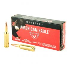 Federal American Eagle .224 Valkyrie 75gr TMJ - 20rd Box