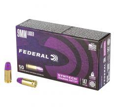 Federal American Eagle Ammo 9mm 147gr TSJ - 50rd Box