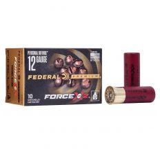 "Federal Premium Personal Defense Ammo 12ga 2 3/4"" 9 Pellets 00 Buckshot - 10rd Box"