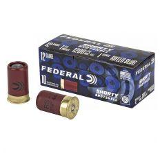"Federal Shorty 12 Gauge 1.75"" 1 oz Slug Shot 10rd"