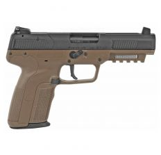 FNH FIVE-SEVEN 5.7X28MM FDE (2) 20rd mags Adjustable Sights