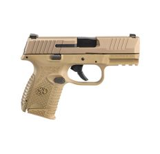 "FN 509C Compact 9mm 3.7"" Barrel 13rd/15rd - FDE"