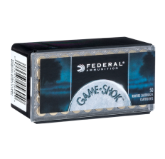 Federal 50gr JHP Game Shok 22WMR 500rd Brick