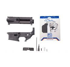Anderson AM-15 Forged AR15 Matched Receiver Set Includes Parts Kit