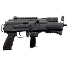 "Charles Daly PAK-9 Pistol 9mm 6.3"" (2) 10rd Beretta 92 Style Magazine - Black"