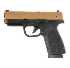 "Bersa BP CC 9mm 3.3"" (2) 8rd - Burnt Bronze Slide / Black Frame"