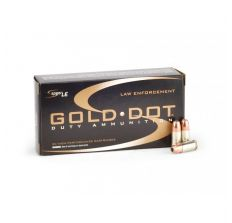 CCI SPEER Gold Dot 9MM 147GR Hollow Point 50rd
