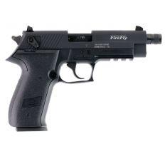 """ATI GSG FIREFLY Pistol .22LR 4.9"""" Threaded Barrel - Black"""