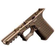 Grey Ghost Precision Combat Stripped Pistol Compact Frame - FDE *FREE SHIPPING*