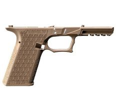 Grey Ghost Precision Combat Stripped Pistol Full Size Frame - FDE *FREE SHIPPING*