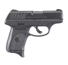 """RUGER EC9S 9MM 3.12"""" 8RD"""