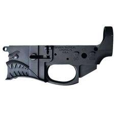Spike's Tactical Hellbreaker Billet Stripped Lower 5.56NATO BLACK STLB500