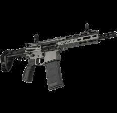 "Fostech Tomcat AR Pistol 5.56 7.5"" 30rd W/ Echo ARII Trigger PDW Brace - Tungsten"