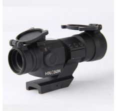 Holosun Red Dot 30MM with Canilever Mount Dual Battery & Solar Powered