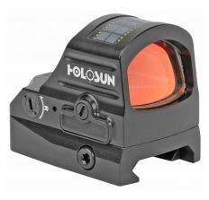 Holosun 507C-GR-X2 Green Dot, 32 MOA Ring & 2 MOA Dot w/  Side Battery, Solar Failsafe *ADD TO CART FOR SALE PRICE*