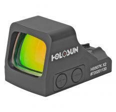 Holosun 507K-X2 Red Dot 32 MOA Ring & 2 MOA Dot - Black Finish *ADD TO CART FOR SALE PRICE*