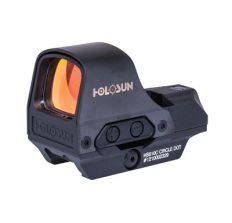 HOLOSUN OPEN REFLEX DUAL RETICLE QUICK RELEASE MOUNT