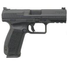 "Century Arms Canik TP9DA Pistol 9MM 4"" 2-18RD"