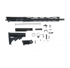 "PGS MFG PGS15 AR-15 5.56 NATO 16"" Rifle Kit M-Lok Handguard Lower Parts Kit and Bolt Carrier Group"