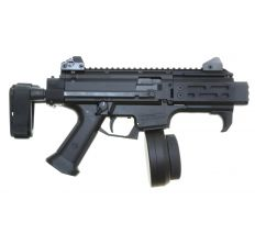 CZ Scorpion Evo 3 S2 Micro 9mm 50rd Drum