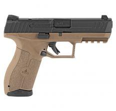 "IWI MASADA Optics Ready Pistol FDE 9mm 4.1"" Barrel 17rd"