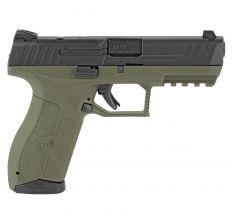 "IWI MASADA Optics Ready Pistol - OD Green 9mm 4.1"" Barrel 17rd"