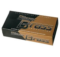 CCI Blazer Brass 9mm 124 FMJ 50rd