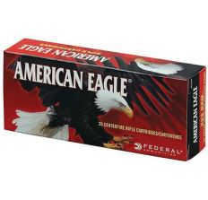 Federal American Eagle 223 Remington 50 Grain Weight JHP 20rd