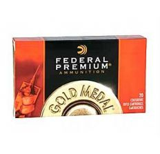 Federal Gold Medal .223 Rem 69 Grain Weight BTHP 20rd