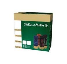 """Sellier & Bellot 12GA 2.75"""" 1.12OZ 00 BUCK SHOT 25RD"""
