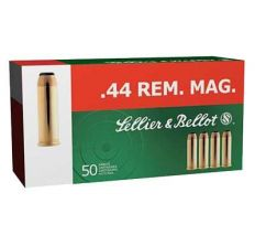 S&B .44 Rem Mag 240 Grain Soft Point 50rd