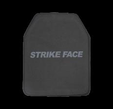 Guard Dog Tactical Level IV 10X12 Ceramic Plate | 6.5 Lbs/Plate - Black
