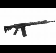 "Big Ordnance Firearm BOF-15 Forged AR-15 Rifle Black 5.56 NATO 16"" Barrel 13"" Fostech Mach 2 Handguard A2 Flash Hider Mil Spec Collapsible stock"