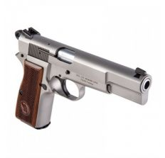 TISAS/LKCI REGENT BR9 9MM PISTOL STAINLESS -BROWNING HI POWER CLONE!